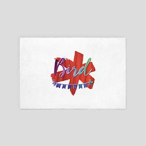 Bird 5 4' x 6' Rug