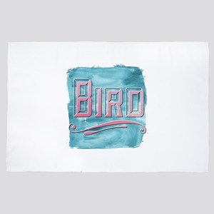 Bird 4 4' x 6' Rug