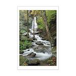 Buttermilk Falls Mini Poster Print