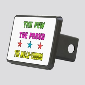 The Few The Proud MMA Mart Rectangular Hitch Cover