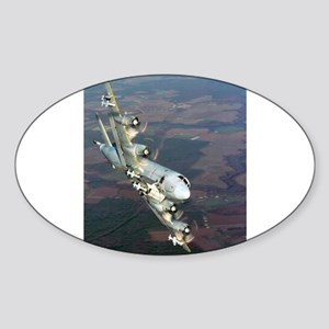 p-3 orion Oval Sticker