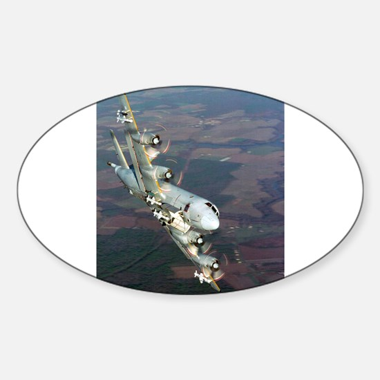 p-3 orion Oval Decal