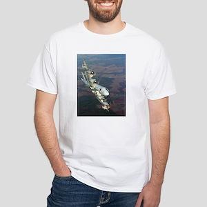 p-3 orion White T-Shirt