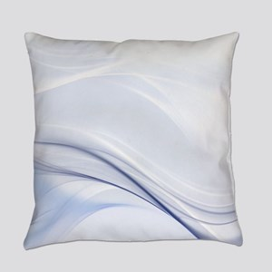 Abstract Water Waves Everyday Pillow