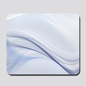 Abstract Water Waves Mousepad