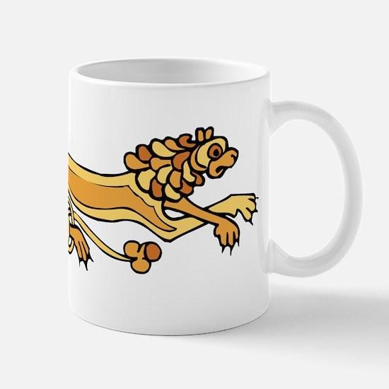 Celtic Lion Mug