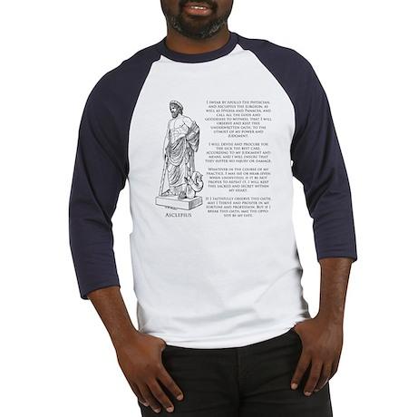 Hippocratic Oath Baseball Jersey