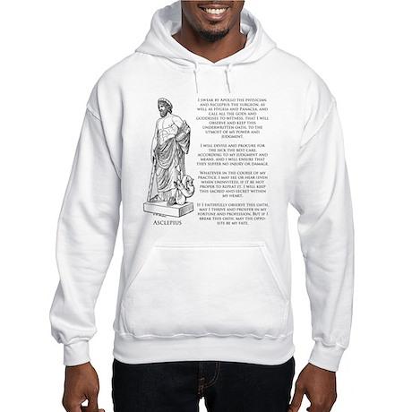 Hippocratic Oath Hooded Sweatshirt
