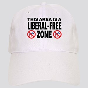 This Area Is A Liberal-Free Zone Cap