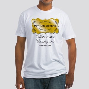 Pythian Sisters - Charity 35 Fitted T-Shirt