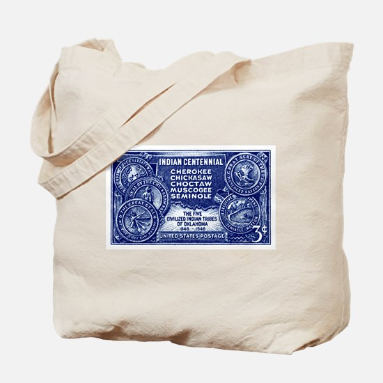 Cute Chickasaw Tote Bag