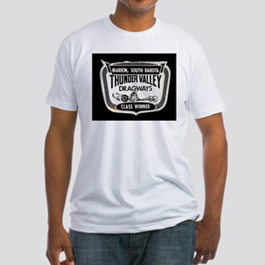 Thunder Valley Fitted T-Shirt