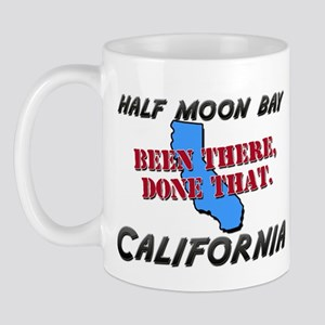 half moon bay california - been there, done that M