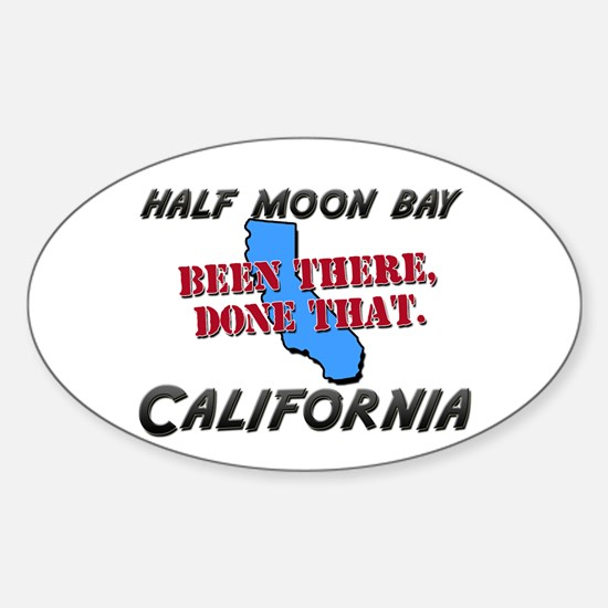half moon bay california - been there, done that S