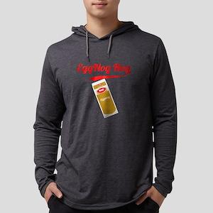 Eggnog Hog Long Sleeve T-Shirt