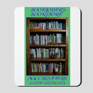 BOOKLOVER'S BOOKSTORE Mousepad