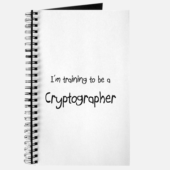 I'm training to be a Cryptographer Journal