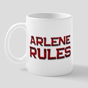 arlene rules Mug