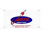 Jarts & Lawn Darts Banner