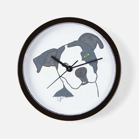 Brindle Wall Clock