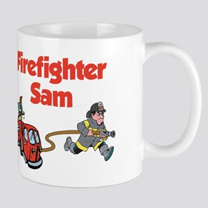 Firefighter Sam Mug