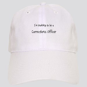I'm training to be a Corrections Officer Cap
