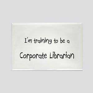 I'm training to be a Corporate Librarian Rectangle