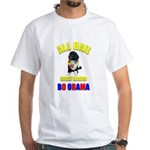 Bo Obama White T-Shirt