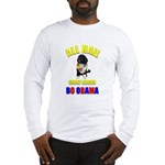 Bo Obama Long Sleeve T-Shirt