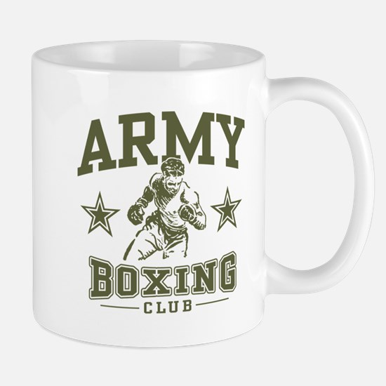 Army Boxing Mug