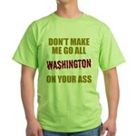 Washington Football Green T-Shirt