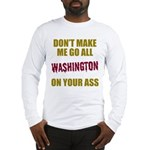 Washington Football Long Sleeve T-Shirt