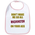 Washington Football Bib