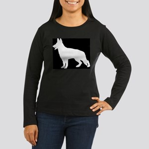 White German Shepherd Long Sleeve T-Shirt