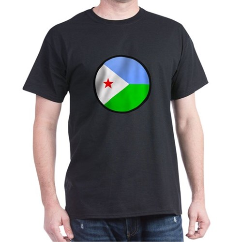 Djiboutian Islands T-Shirt