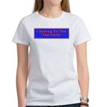 Tea Party Women's T-Shirt