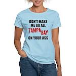 Tampa Bay Football Women's Light T-Shirt