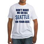 Seattle Football Fitted T-Shirt