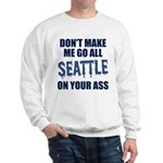 Seattle Football Sweatshirt