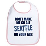 Seattle Football Bib