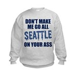 Seattle Football Kids Sweatshirt