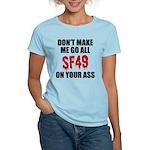 San Francisco Football Women's Light T-Shirt