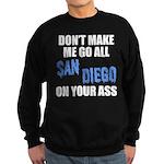 San Diego Football Sweatshirt (dark)