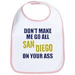 San Diego Football Bib