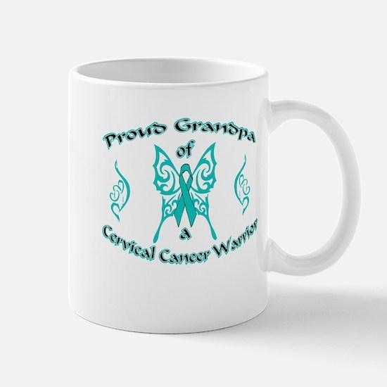 Proud Cervical Tribal Grandpa Mug