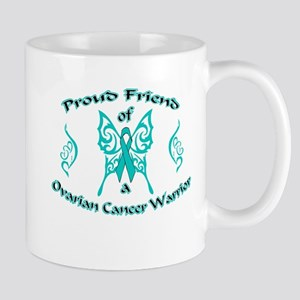 Proud Ovarian Tribal Friend Mug
