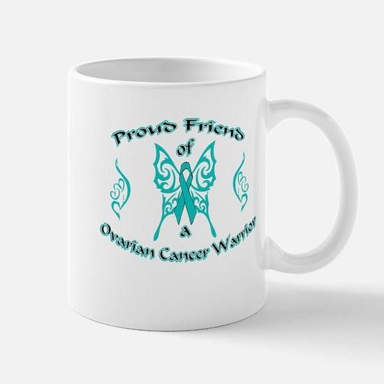 Proud Ovarian Tribal Friend Mug