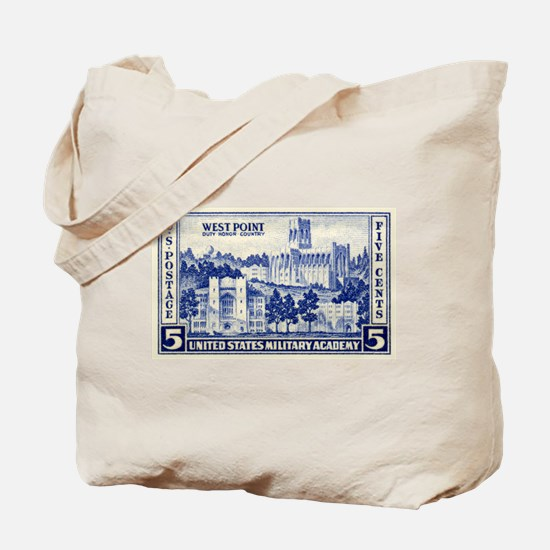 Cute West point military academy Tote Bag