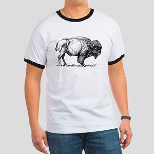 Buffalo/Bison Shir T-Shirt