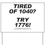 1040-1776 Yard Sign